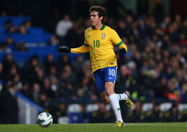 Kaka Brazil call up Copa America 2015