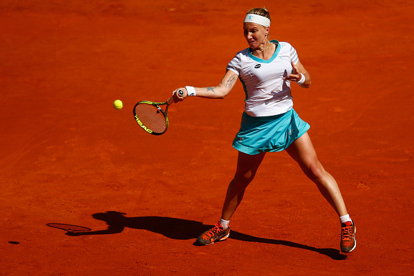 Madrid Open: Svetlana Kuznetsova stuns Maria Sharapova to seal final spot