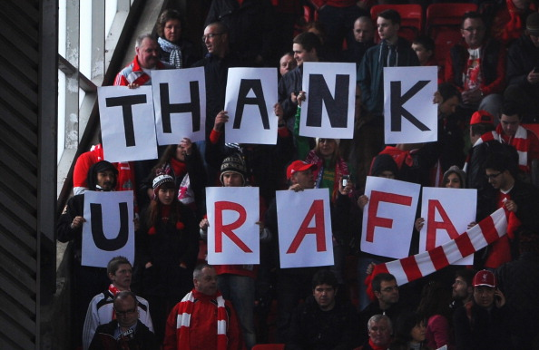 Liverpool Rafael Benitez