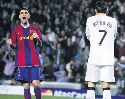 wholesale dealer 84f85 bc78f Cristiano Ronaldo doesn't deserve to win Ballon d'Or, says ...