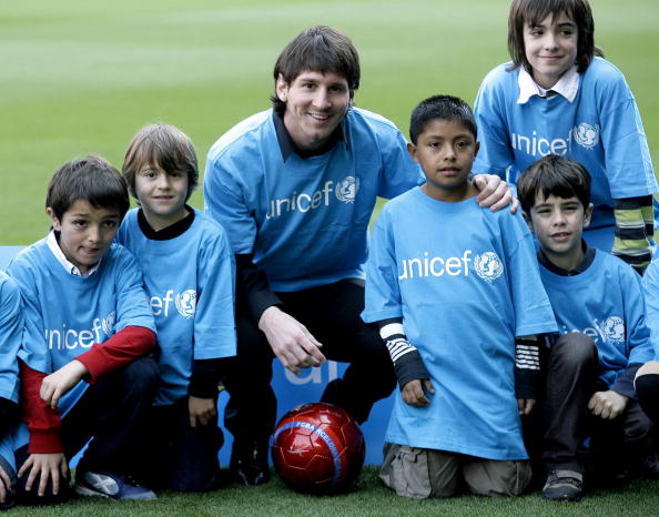 Messi Charity