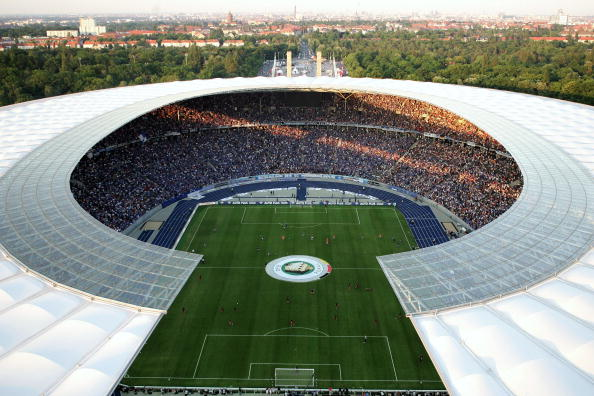 Olympiastadion tickets Champions League final Juventus Barcelona