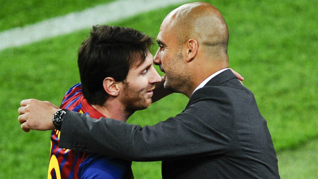 Lionel Messi and Pep Guardiola have conjured tactical magic on the field