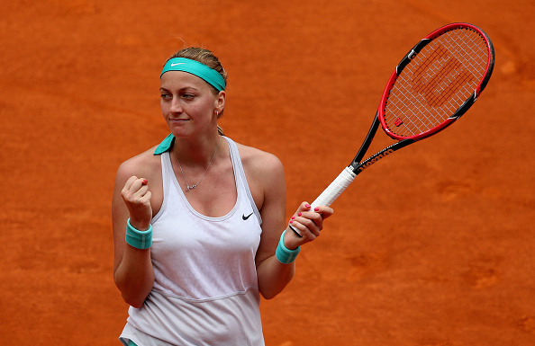 Petra Kvitova crushes Serena Williams to reach Madrid Open final