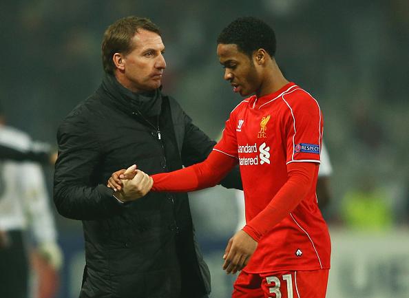 Raheem Sterling Liverpool exit