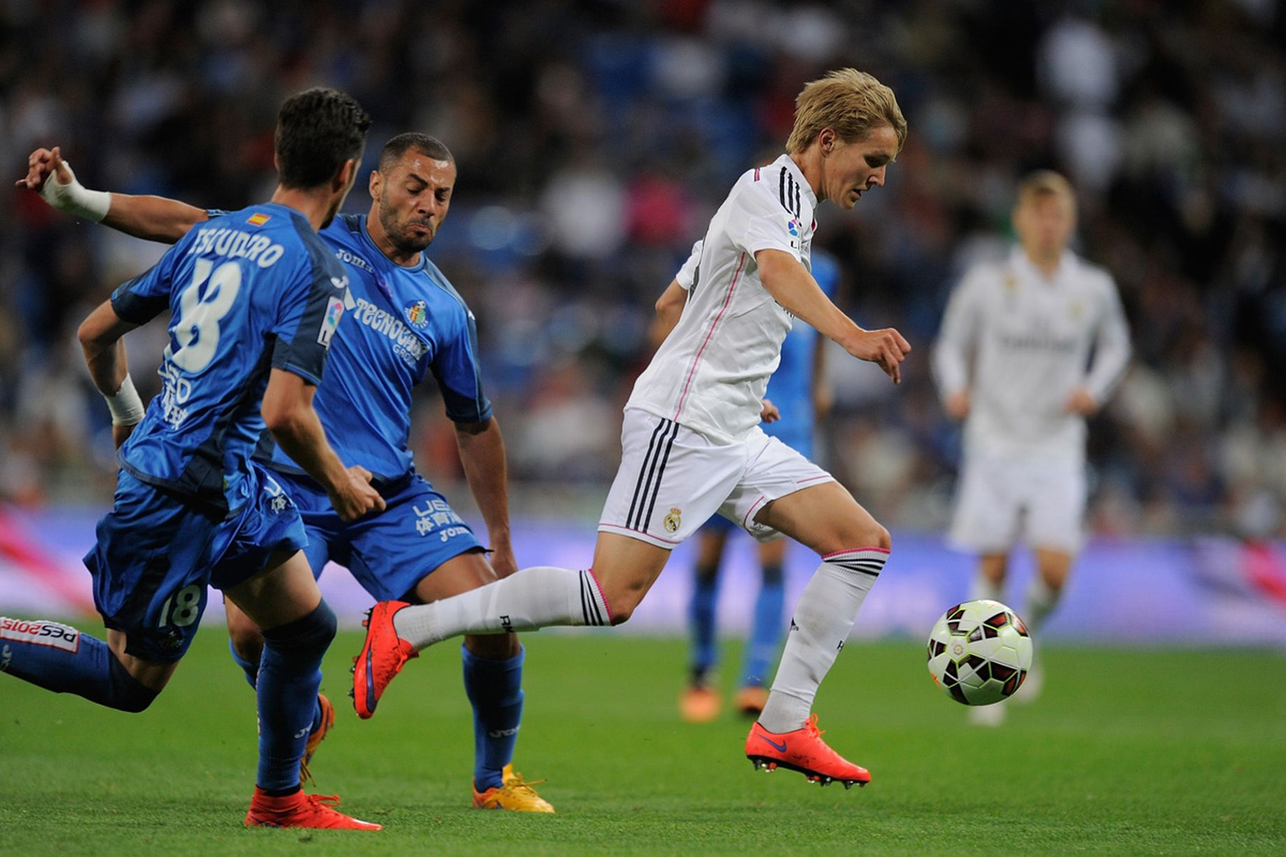 Real Madrid Vs Getafe Cf: Real Madrid 7-3 Getafe: 5 Talking Points