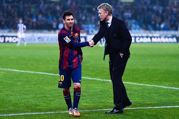 Real Sociedad David Moyes Barcelona