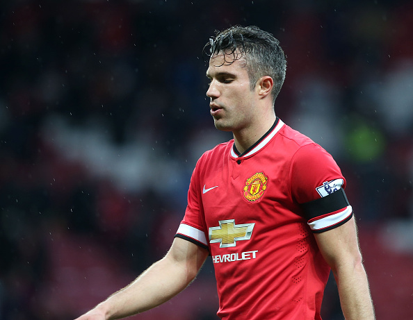 Robin van Persie Manchester United exit