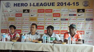 Shillong Lajong - Sporting Goa