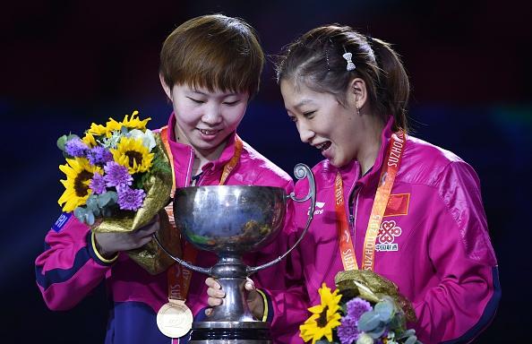 Liu Shiwen Zhu Yuling
