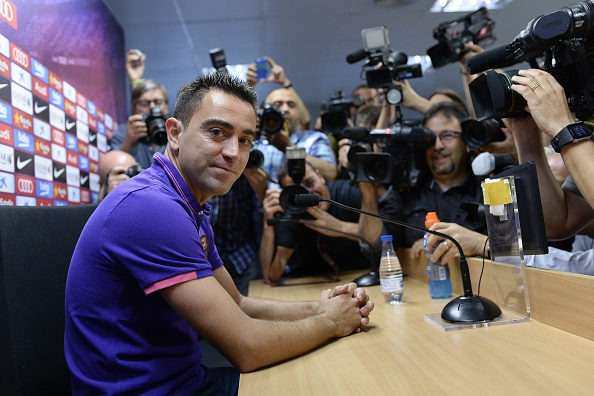 Xavi announces Barcelona exit after 24 years at the club, to join Qatar side Al-Sadd