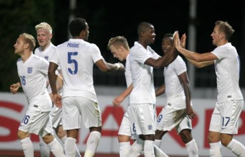 England U-21