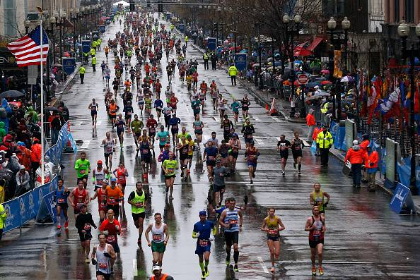oldest annual city marathons running in the world