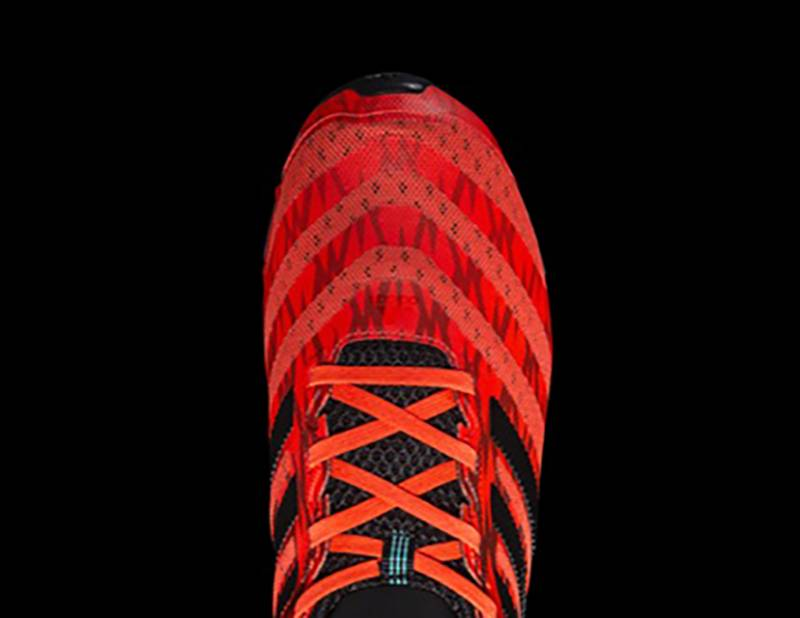 Mesh Upper along with TechFit