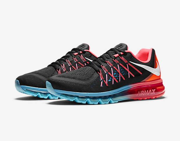 nike air max 2015 running review shoes