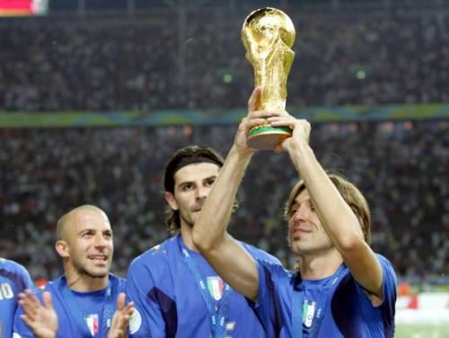 Andrea Pirlo 2006 World Cup