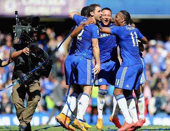 Chelsea lands 99 million as 2014 15 premier league revenues for Epl league table 98 99