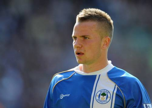 Cleverley Wigan