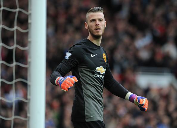 Report: David De Gea bids goodbye to Manchester United teammates ahead of Real Madrid move