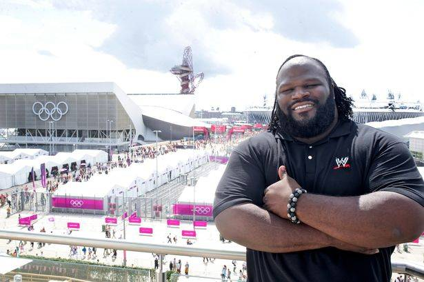 Happy Birthday Mark Henry - A look at the World's ...