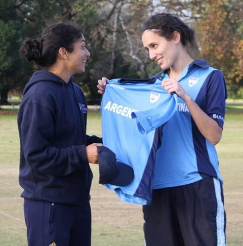 United States women's national cricket team