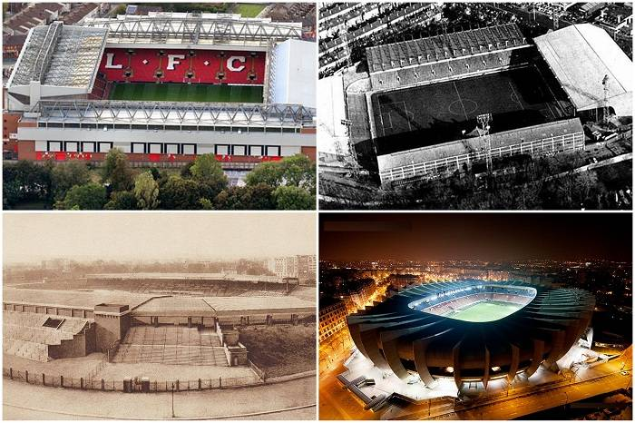 Oldest Active Football Stadiums In The World - 10 of the worlds oldest active sports stadiums