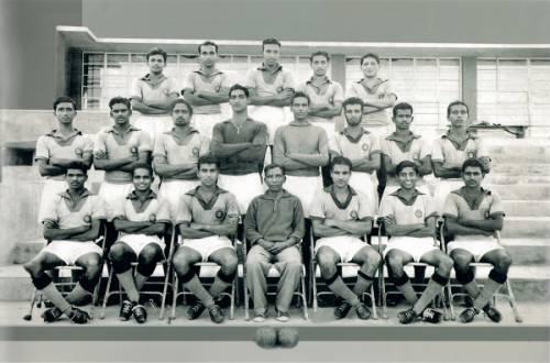 India 1960 France Olympics