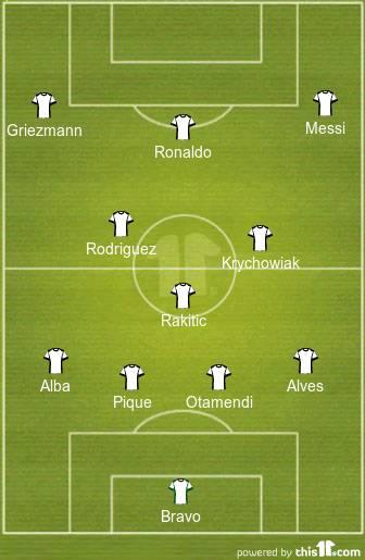La Liga XI