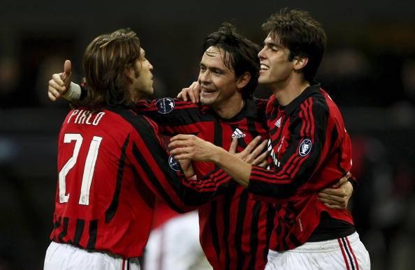 Pirlo AC Milan