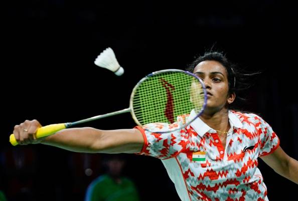 PV Sindhu crashes out in the opening round of the 2015 Indonesia Open