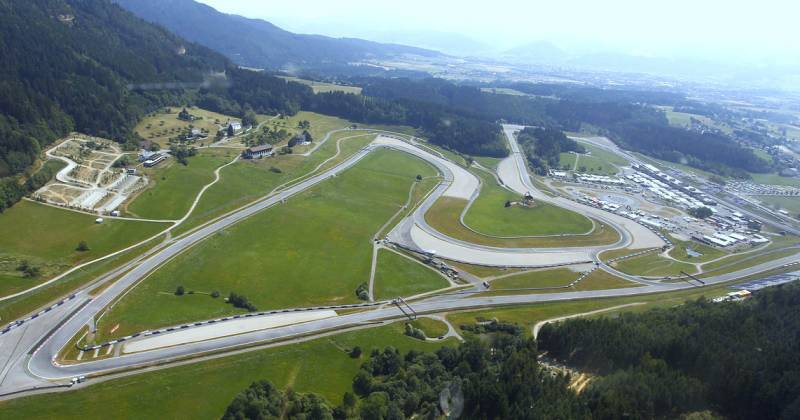 Array - austrian f1 gp 2015  your guide to understanding the red bull ring  rh   sportskeeda com