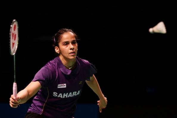 Saina Nehwal enters into the second round of the 2015 Indonesia Open