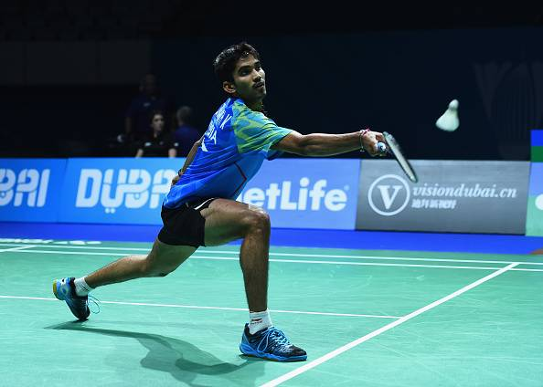 World No. 3 Kidambi Srikanth knocked out of the 2015 Indonesia Open