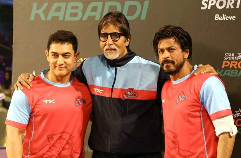 VIDEO: Amitabh Bachchan lends voice to song for return of the Pro Kabaddi League