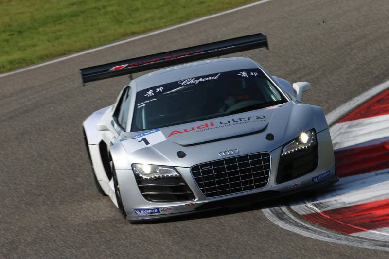 Aditya Patel Leads Audi R8 Lms Cup After Podium Finish