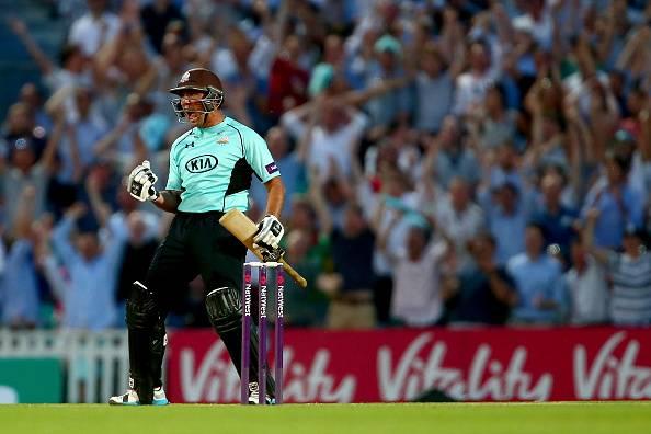 Azhar Mahmood Surrey Natwest T20