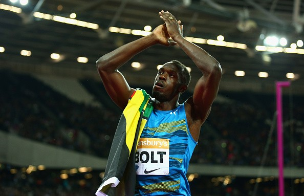 Usain Bolt bounces back with 100m win at IAAF Diamond ...