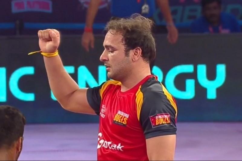 Bengaluru Bulls hand Telugu Titans their second loss in Pro Kabaddi