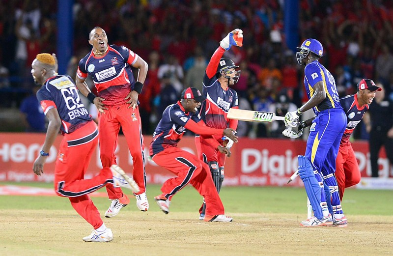 Carribean Premier League Cricket