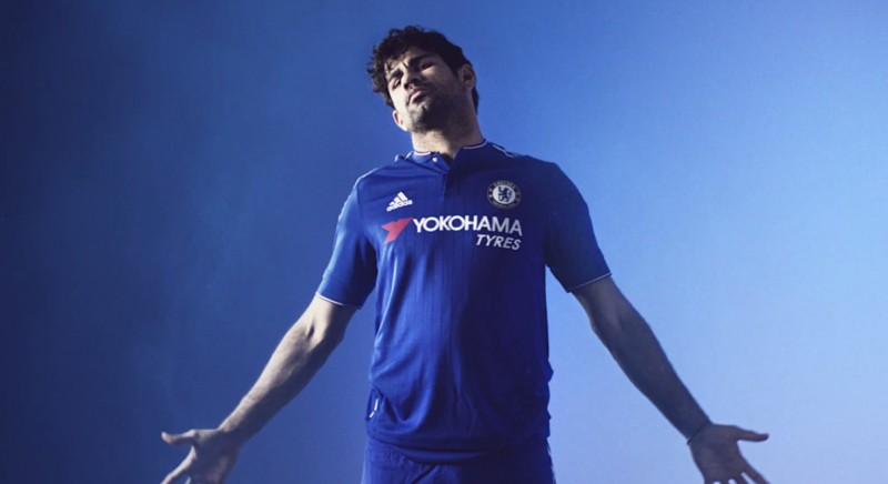 Chelsea's New Home Strip For 2015/16 Season Released