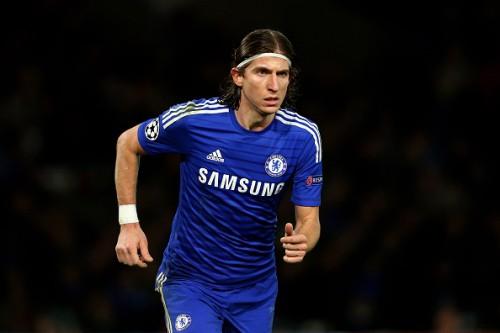 Felipe Luis Chelsea Atletico Madrid