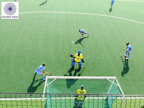 India women junior hockey