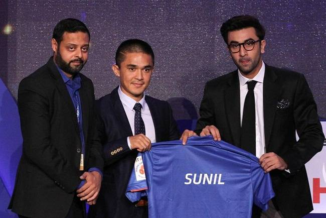ISL Auction 2015: As it happened - Sunil Chhetri sold to Mumbai City FC for Rs. 1.2 crore