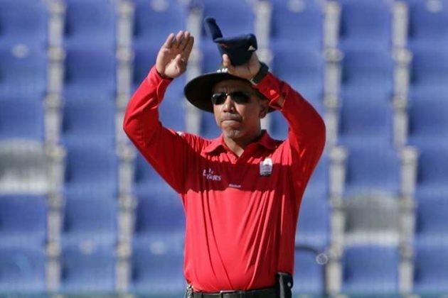 Image result for joel wilson umpire