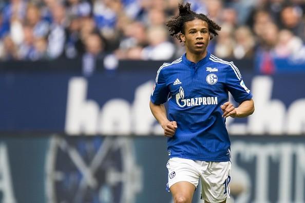 pretty nice 3df83 ee820 Germany U-19 footballer Leroy Sane extends contract with Schalke