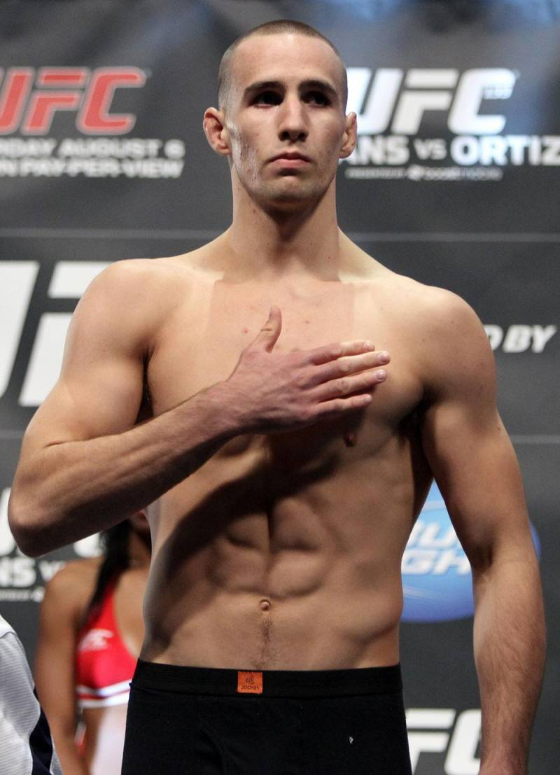'The difference is this time I want to fight' - Rory MacDonald