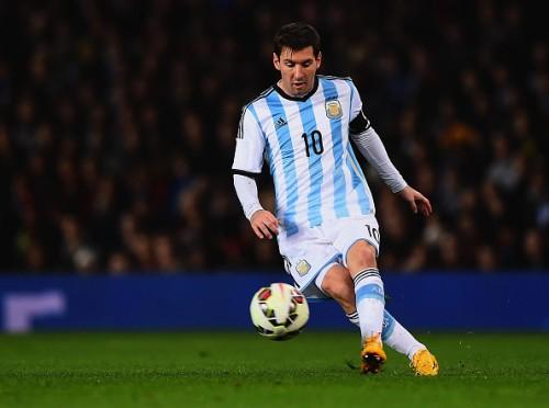 Messi Passing