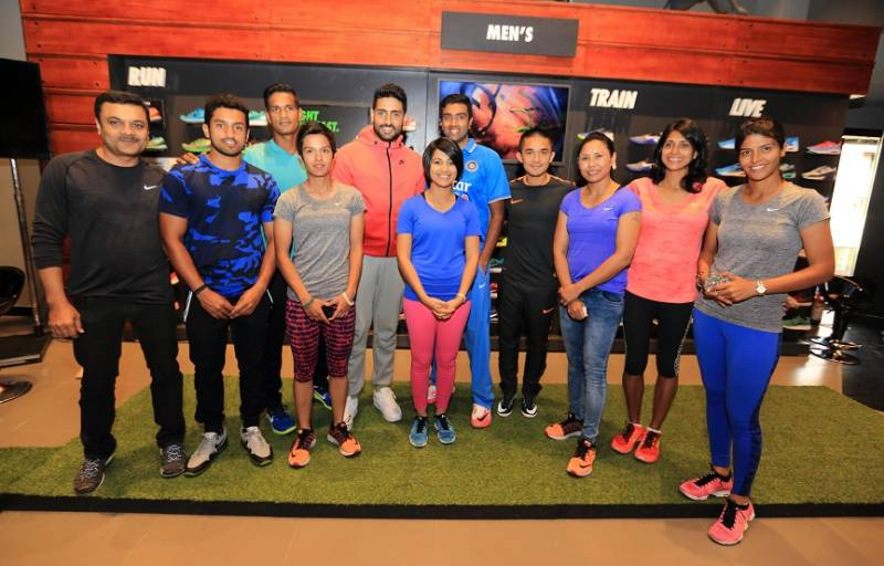 0385c77707f7 Nike opens its largest store in India
