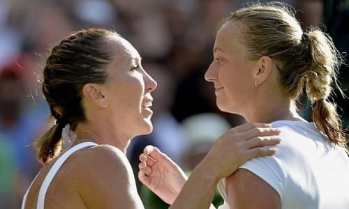 Kvitova vs Jankovic