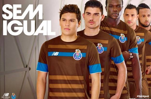 0e019c9a2 Porto s away kit is just vomit inducing  Image courtesy New Balance